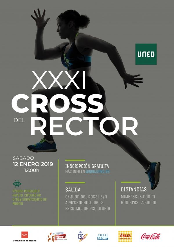 XXXI CROSS RECTOR UNED